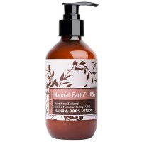 flipped natural earth retail hand body lotion