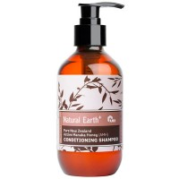 flipped natural earth retail conditioning shampoo