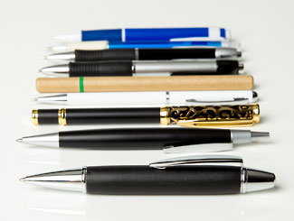 logo pens products